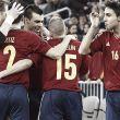 Barrón, Yeray y los Joselito, novedades en la lista de España