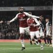 Lacazette faz dois, Arsenal bate West Brom e mantém sequência positiva em casa