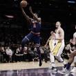 Lakers ganan su segundo juego en fila