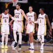 NBA - I primi mali dei Los Angeles Lakers