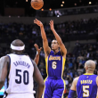 Los Angeles Lakers Unable To Close Another One, Drop To Memphis Grizzlies 97-90