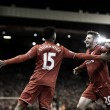 'Liverpool is red'