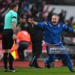 Paul Lambert delighted with first Stoke City win