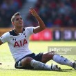 Erik Lamela reveals new contract hopes