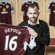 Defour ficha por el Burnley