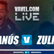 Zulia FC vs CA Lanús en vivo online por Copa Libertadores 2017 (0-0)