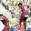 U.D Las Palmas - Real Zaragoza: puntuaciones del Zaragoza, vuelta de la final del playoff