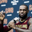 "NBA Media Day, LeBron James: ""Ero pronto a lasciare le chiavi a Irving"""