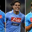 Napoli faturou aproximadamente R$ 580 milhões com vendas de Lavezzi, Cavani e Higuaín