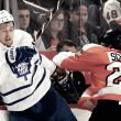 Toronto Maple Leafs capture final wild card with 4-2 win over Philadelphia Flyers