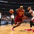 Cleveland Cavaliers Defeat The Chicago Bulls In Overtime Behind LeBron's 36 Points