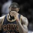 NBA, LeBron James suona la sveglia in casa Cleveland