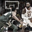 Resumen NBA: Los Cavs se reponen en una noche de reivindicaciones