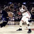 Ajustada victoria de Cavaliers en Toronto