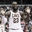 Resumen NBA: Tercer triple-doble consecutivo de LeBron y los Cavs siguen apretando