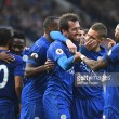 Leicester City 3-1 Crystal Palace: Fantastic Foxes maul Eagles