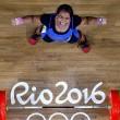 Leidy Solís, diploma olímpico en pesas