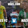 Previa Leones FC vs Atlético Nacional: 'felinos' y 'verdolagas' con distintos objetivos