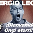 Sergio León ya es rojillo