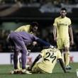 Bailly terminó lesionado en un partido en el que volvieron Jaume y Mateo