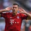 Supercup senza storia: il Bayern trascinato da Lewandowski travolge 0-5 l'Eintracht