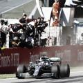 Hamilton e Bottas enaltecem conquista da equipe depois de mais uma dobradinha da Mercedes