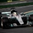 Mercedes domina primeiro treino livre na Austrália