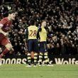 El Liverpool deja escapar vivo a un eficaz Arsenal