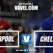 Vindos de sequências positivas, Liverpool e Chelsea medem forças em duelo na Premier League