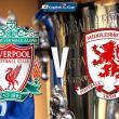 Liverpool 1-1 Middlesbrough Live Stream and Football Scores and Result of Capital One Cup 2014