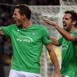 Europa League, incredibile 1-1 tra Saint Etienne ed Anderlecht: a Tielemans risponde Roux al 94'!
