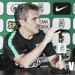 """Juan Manuel Lillo: """"El campo no fue dúctil para los jugadores"""""""
