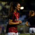 Lisa Evans: I presumed I would play men's football