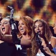 Little Mix y David Bowie: los grandes ganadores de los BRITs 2017