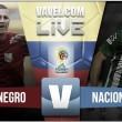 Resultado, Rionegro vs Nacional en Liga Águila 2016 (1-1)