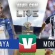 Resultado y goles del Celaya 0-1 Monterrey en Copa MX 2017
