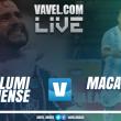 Jogo Fluminense x Macaé ao vivo hoje na Taça Rio 2017 (0-0)