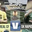 Villarreal vs Rapid Viena, Europa League en vivo y en directo online (0-0)