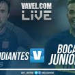 Estudiantes vs Boca Juniors en vivo online por Superliga Argentina 2017 (0-1)