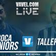 Boca Juniors vs Talleres en vivo y en directo online por Superliga (1-0)