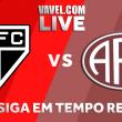 Jogo São Paulo x Ferroviária AO VIVO online pelo Campeonato Paulista 2018 (0-0)