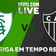 Jogo América-MG x Atlético-MG AO VIVO online na semifinal do Campeonato Mineiro (0-0)
