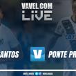Resultado Ponte Preta x Santos Pelo Campeonato Brasileiro 2017 (1-1)