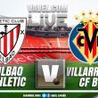 Villarreal B vs Bilbao Athletic en vivo y en directo online en Segunda División B