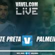 Jogo Ponte Preta x Palmeiras AO VIVO hoje no Campeonato Brasileiro 2017 (0x0)