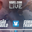Resultado e gols do jogo São Paulo 1x1 Corinthians pelo Campeonato Paulista 2017