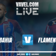 Jogo Bahia x Flamengo AO VIVO hoje no Campeonato Brasileiro (0-0)