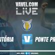 Resultado Vitória x Ponte Preta pelo Brasileirão 2017 (3-1)