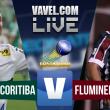Jogo Coritiba x Fluminense ao vivo online no Campeonato Brasileiro 2016