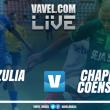 Resultado Chapecoense 2x1 Zulia na Copa Libertadores 2017